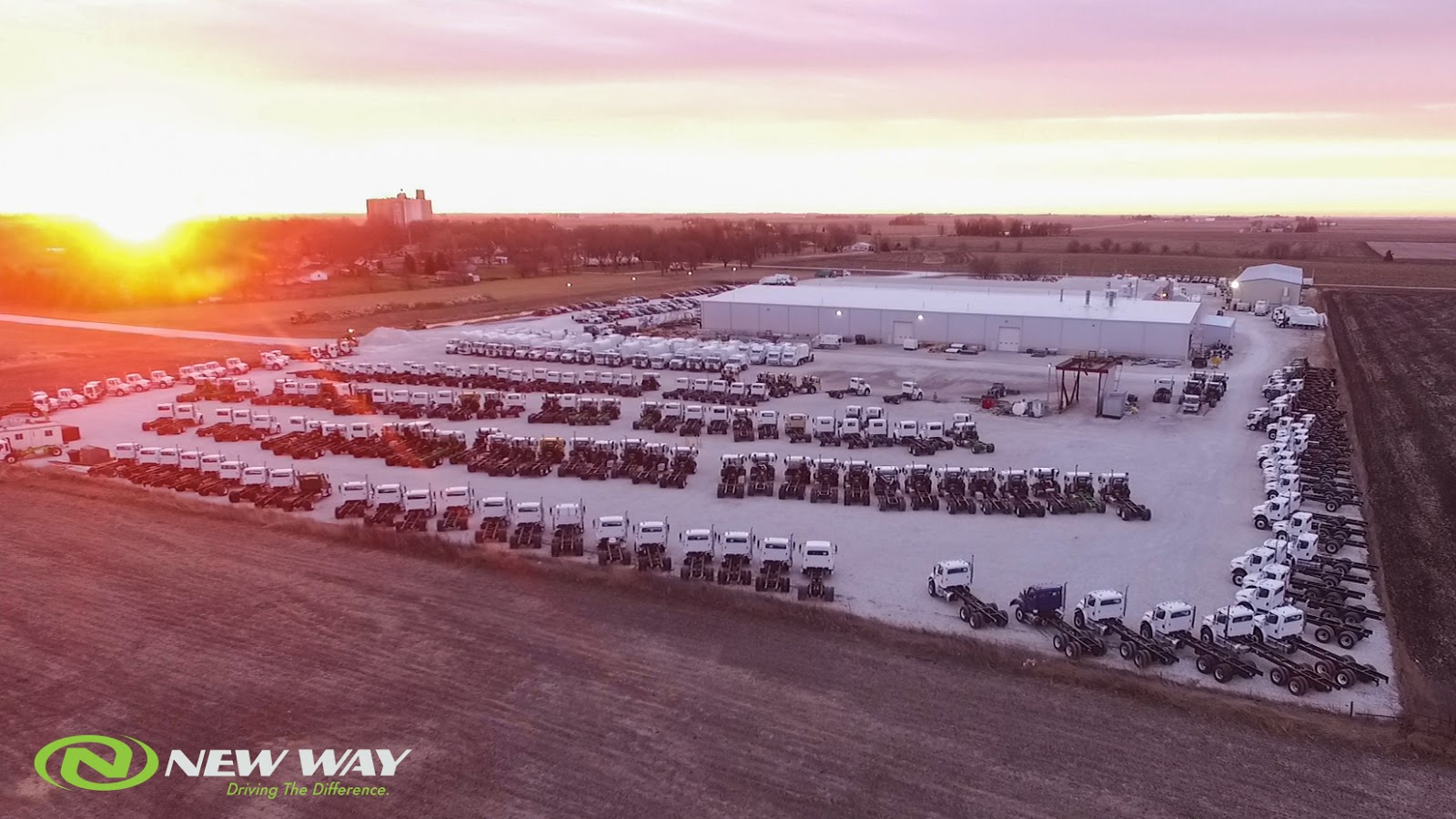 Scranton Manufacturing Paving the Way for the Manufacturing Industry in Rural Iowa for 48 Years Photo - Click Here to See