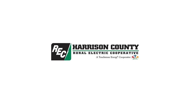 Harrison County REC Logo