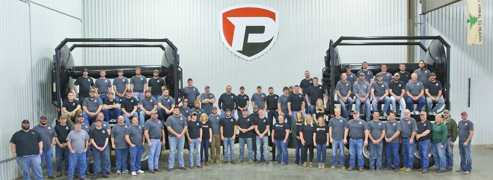 Puck Enterprises: 40 Years of Excellence Here in Western Iowa! Main Photo